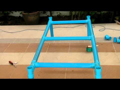 PVC Shelf Video