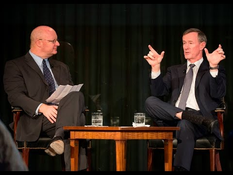 A Conversation on National Security with UT Chancellor Bill McRaven
