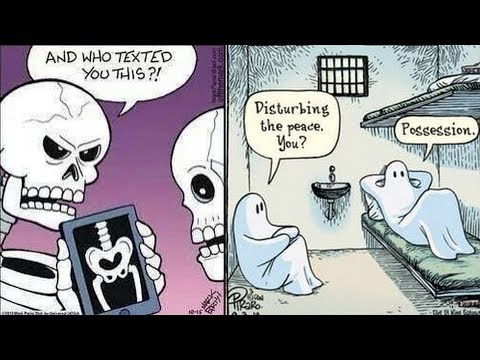 Hilariously Funny Ghost Comics To Make You Laugh (MUST WATCH).