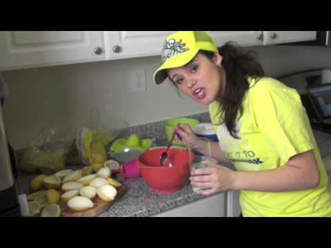 How To Make Lemon Jello Shots -for CustomPlanet.com