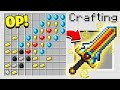 Download HOW TO CRAFT A $1,000,000 SWORD! *OVERPOWERED* (Minecraft 1.13 Crafting Recipe) MP3,3GP,MP4