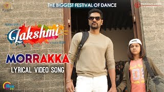 Lakshmi   Morrakka  Tamil LYRICAL VIDEO   Prabhu Deva, Aishwarya Rajesh, Ditya   Vijay   Sam CS