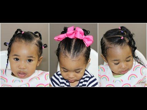 Cute Toddler Hairstyles   Sefari's Hair
