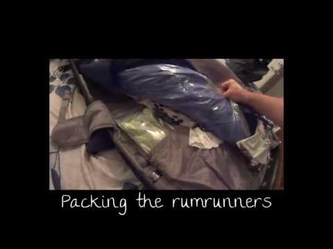 Rum Runner Smuggling. Packaging, Packing and unpacking start to finish tutorial