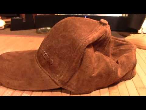 lethmik Baseball Caps Vintage Adjustable Suede Leather Hats Review