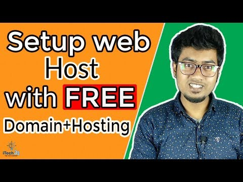 How to make a free website |Host your website for FREE in web server| [#4]