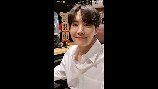 BTS (방탄소년단) 'Life Goes On' (Video Call ver.) - j-hope