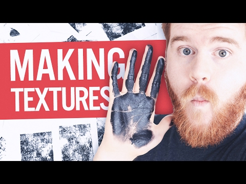 How I Make My Own Textures!