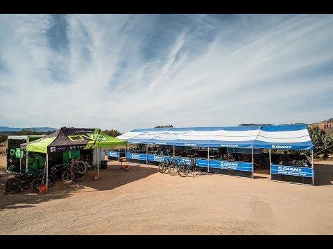 Giant Factory Offroad 2018 - DVO Testing in Sedona, AZ