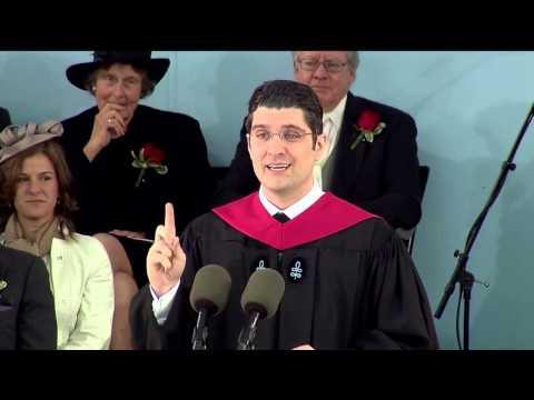 Graduate Speaker Philip Harding  | Harvard Commencement 2014