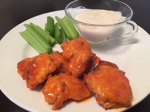 MAJESTIC BONELESS CHICKEN WINGS! BAKED CHICKEN WINGS FOR ANY OCCASION!