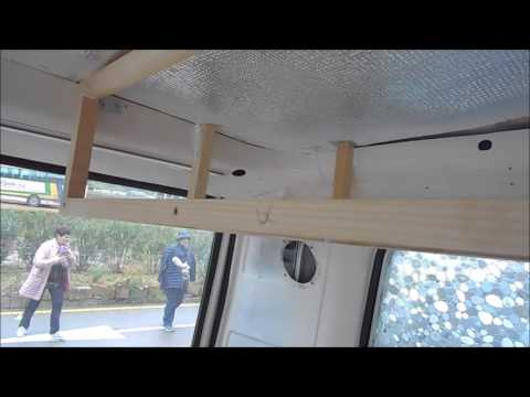 Part 4 - Shelving & Cupboards - Conversion to Campervan Project