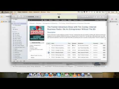 Link to iTunes - How to Link Directly to your Content