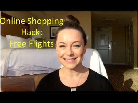 Online Shopping Rewards: Earn Free Flights