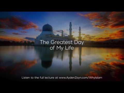 The Greatest Day of My Life - Ayden Zayn