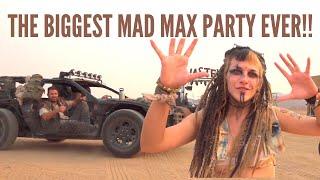 Wasteland Weekend Mad Max Fury Road Party 2021!