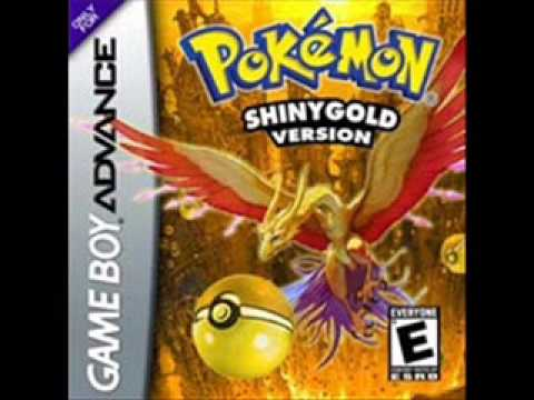 Pokemon Shiny Gold DOWNLOAD! ENJOY!