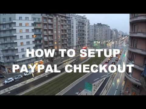 How To Setup Paypal Checkout with Cart on Blogger Template - BlogrCart TWO