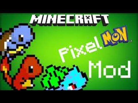 *UPDATE* Tutorial - How To Get Minecraft Mod 1.5.2 Pixelmon (Mac)