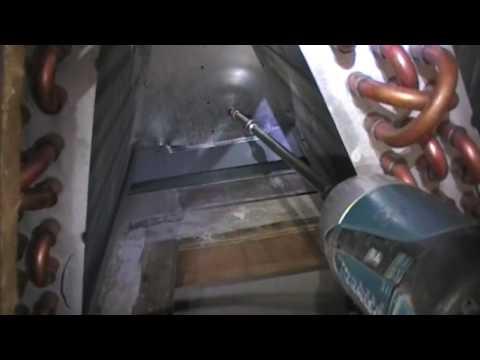 HVAC - Upflow Drain Pan (Air Handler)