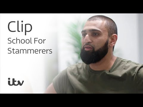 School for Stammerers |The Stammerers Face Their First Challenge | ITV