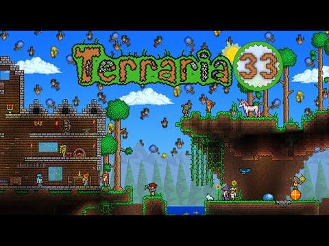 Terraria - ZOMBIE INVASION