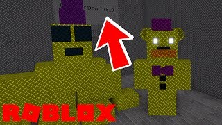 Becoming A Fnaf Animatronic In Roblox Roblox Fnaf Shadow Roleplay