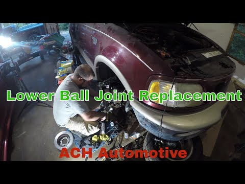 1998 Ford F150 Ball Joint Replacement