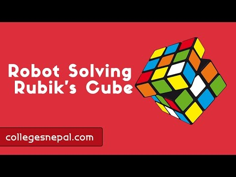 How this Boy solve Rubik's Cube fast than Robot | Amazing Must Watch