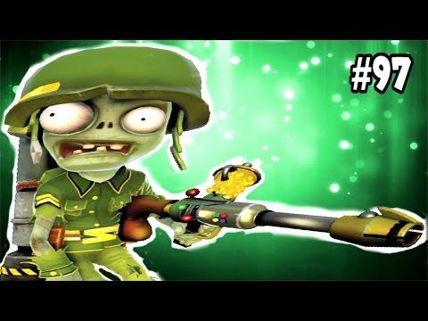 Plants vs. Zombies: Garden Warfare - Foot Soldier Gameplay