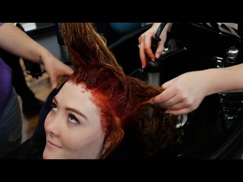 RED HEAD | BRING IN DIMENSION FOR MORE LIVED IN | TUESDAY TUTORIAL