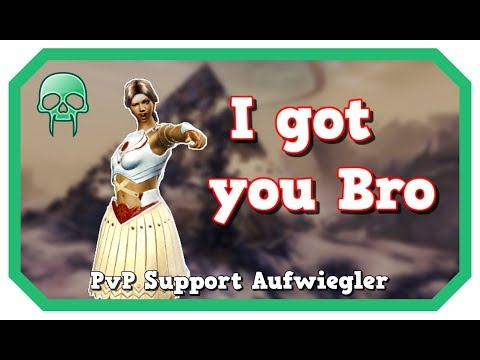 Support - Aufwiegler/Wächter | PvP Meta Build | GW2