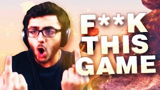 CARRYMINATI PLAYS GETTING OVER IT | F**K THIS GAME
