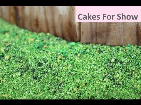 Making Edible Moss