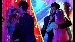 Puja Banerjee And Kunal Verma Dance Performance At Their Engagement