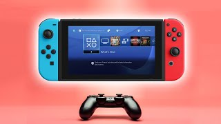 How to play PS4 games on Nintendo Switch