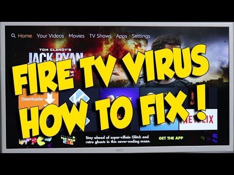 FIRE TV FIRESTICK VIRUS