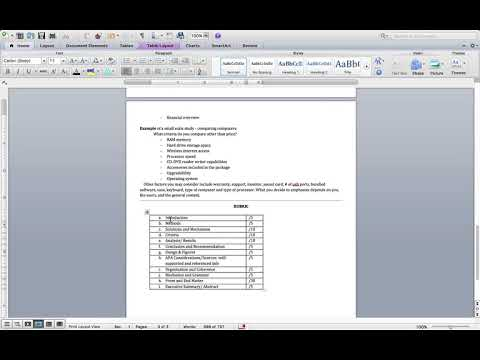 Engl 206 Feasibility Report