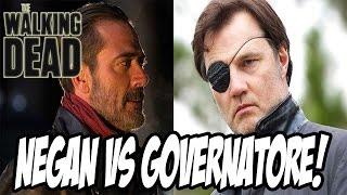 The Walking Dead 7 ITA - CHI VINCEREBBE TRA NEGAN E IL GOVERNATORE? (The Walking Dead 7 ITA)