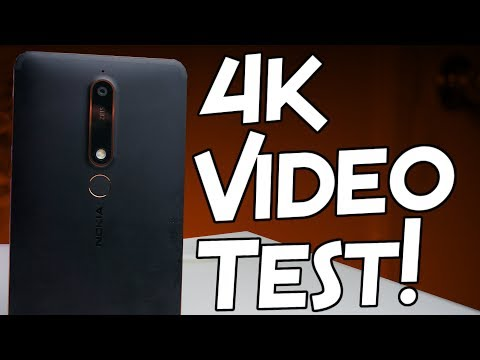 Nokia 6.1 4k UHD Video Test: Is It Good?