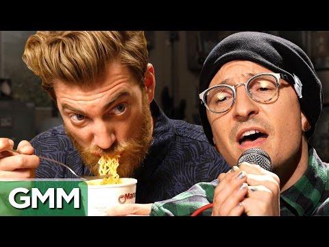 Does Music Make Food Taste Better? ft Linkin Park