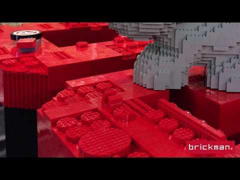 Throwback Thursday: The LEGO® Movie Sign