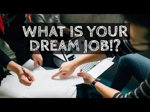Choose Your Dream Career - 3 Simple Questions!