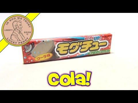 Moguchuu Up! Soda Candy Cola Chew Review