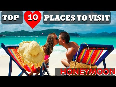 Top 10 Places For Honeymoon Couples