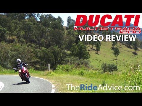 2015 Ducati Multistrada Review