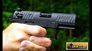 IWI/Walther  22LR Uzi Pistol Review - Vidly xyz