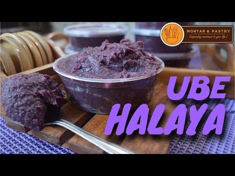 UBE HALAYA RECIPE (PURPLE YAM) | Ep. 3 | Mortar & Pastry