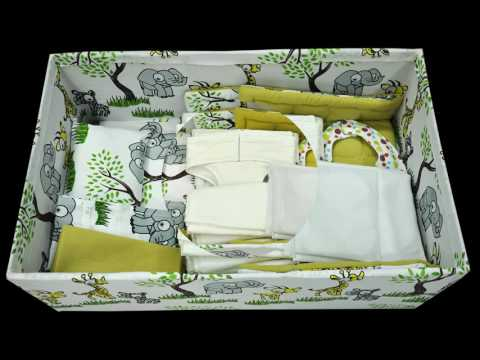 Baby first bed gift box online