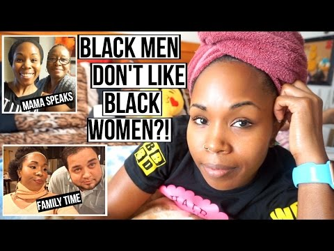 Black Men DON'T Want Black Women?! LET'S CHAT! | Family Time & MAMA SPEAKS ★Dr. BBBD Vlog 47★